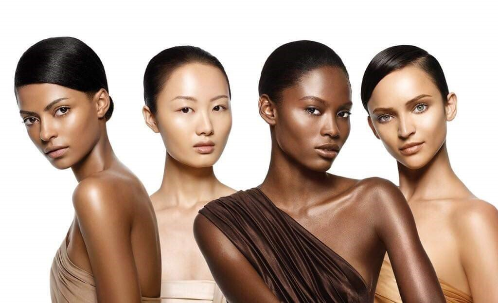 Skin types and skin care